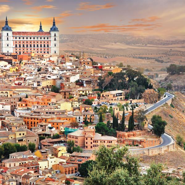 Toledo Panoramic tour