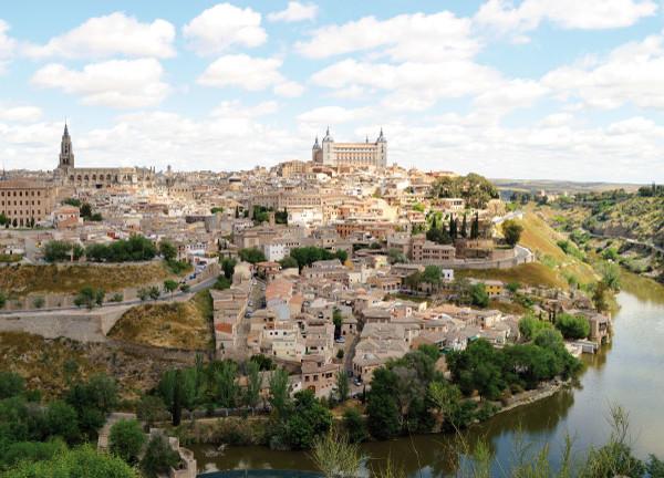 Toledo Panoramic View