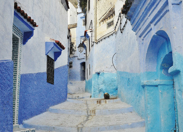 Alley-Morocco