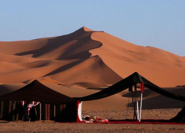 Camping-Morocco-Desert-Dunes