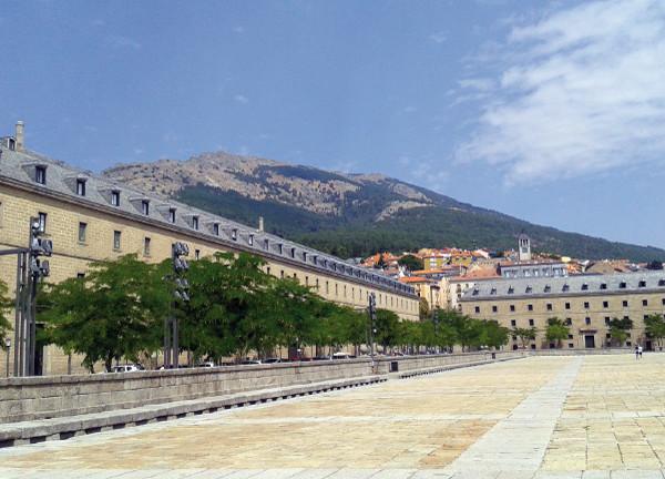 El Escorial Monastery - San Lorenzo de El Escorial