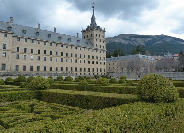 El Escorial Monastery-San Lorenzo de El Escorial