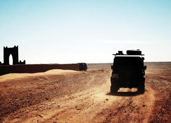 Morocco-Rally