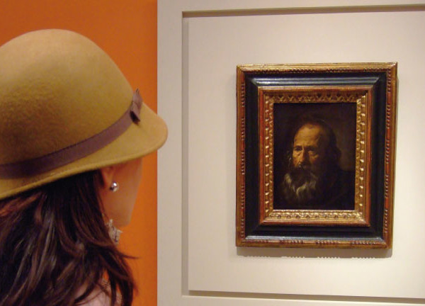 Painting Velasquez Museum Seville