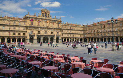 Salamanca Main Square