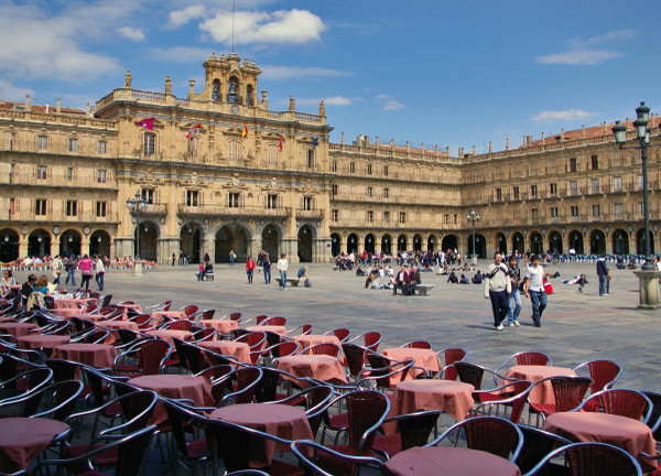 Salamanca Main Square